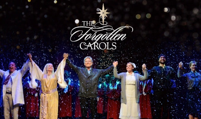 The Forgotten Carols Event Image