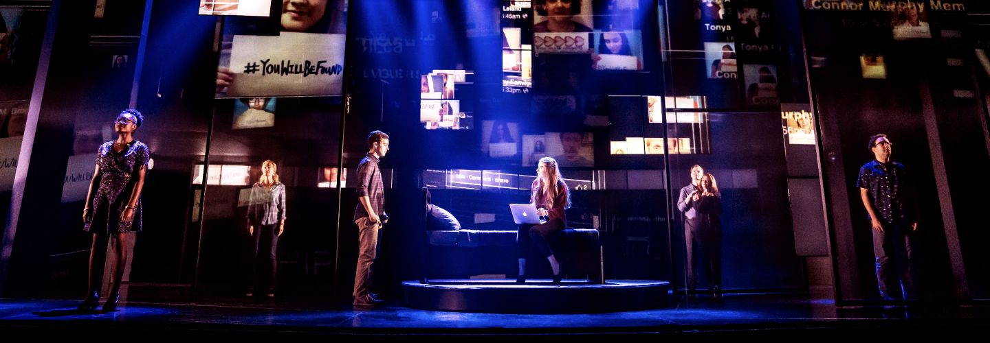 DEAR EVAN HANSEN - Broadway in Boise 2021/2022