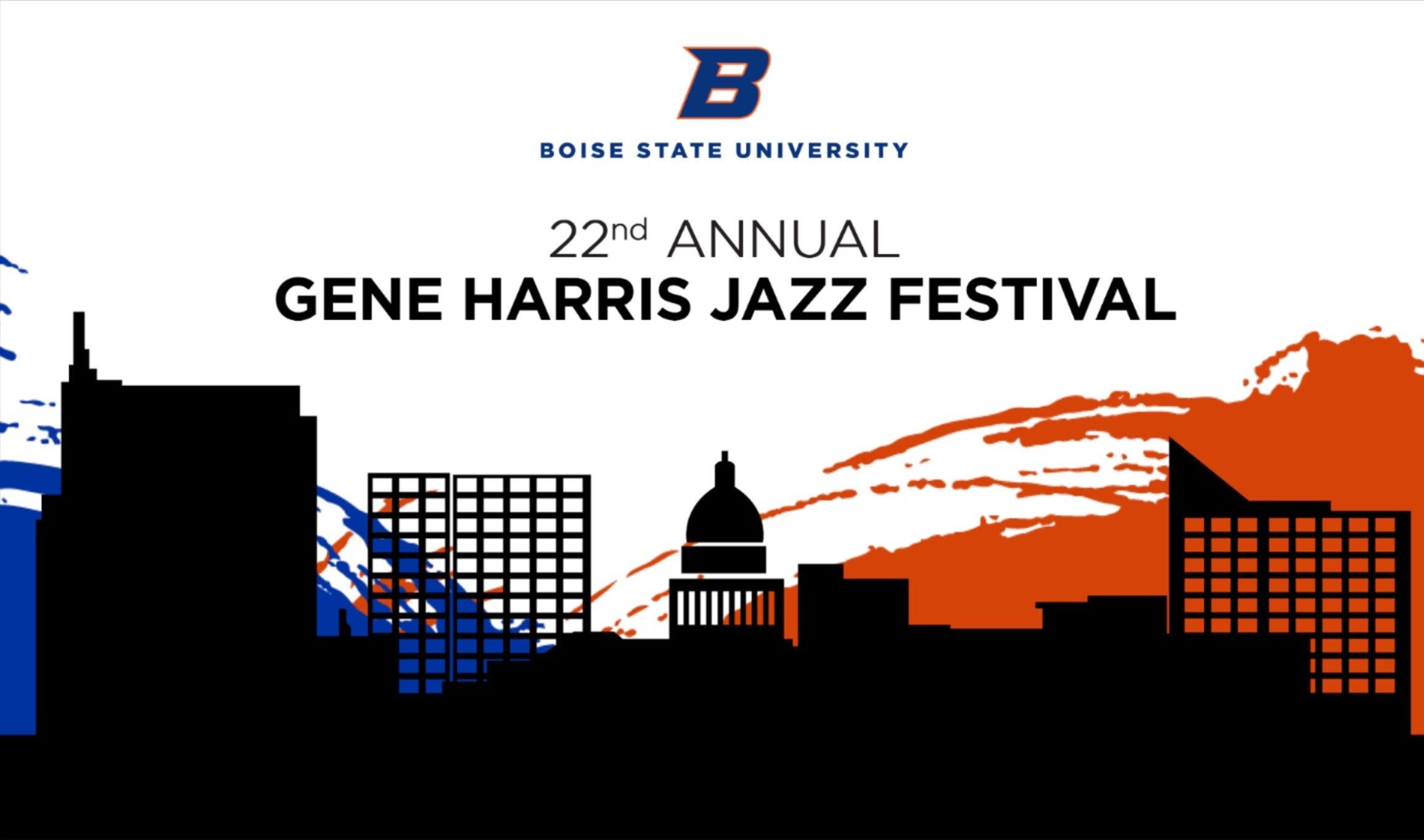 Gene Harris Jazz Festival Event Image