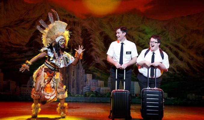 Book of Mormon Event Image