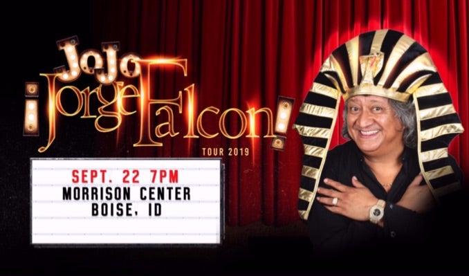 Jo Jo Jorge Falcon Event Image