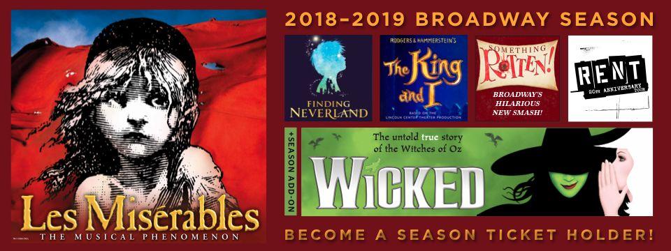 Broadway Events | Velma V Morrison Center Official Site