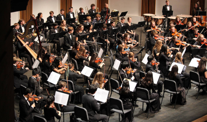 Boise Philharmonic Youth Orchestra Event Image