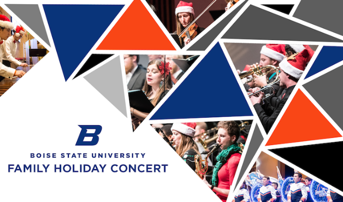 BSU Music Family Holiday Concert Event Image