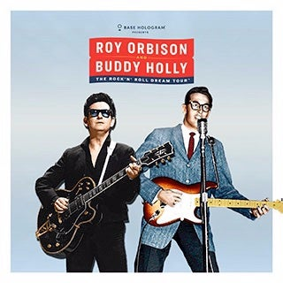 Roy Orbison and Buddy Holly Thumbnail Image