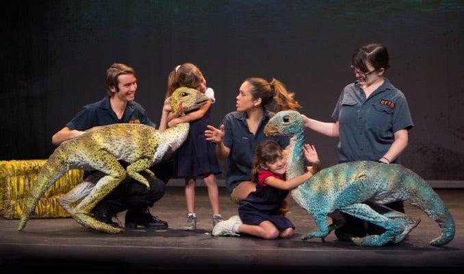 Dinosaur Zoo Event Image