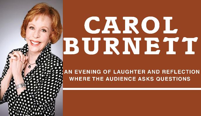 Carol Burnett Boise