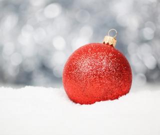 Christmas Ornament Spotlight