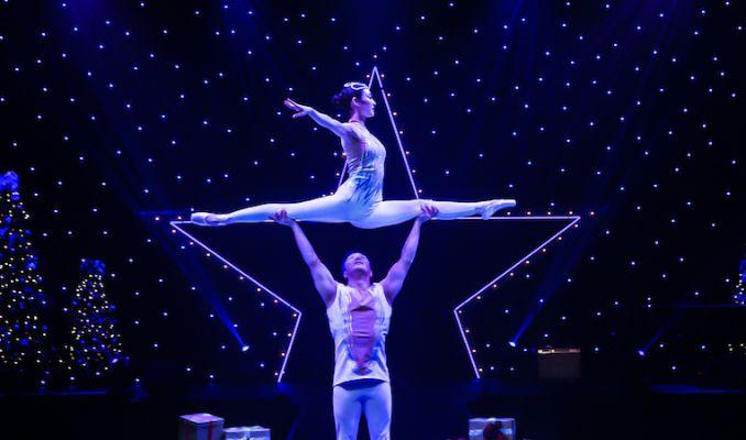 A Magical Cirque Christmas Event Image