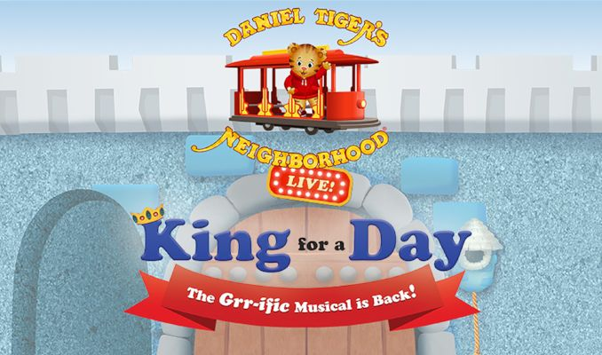 Daniel Tiger Event Image