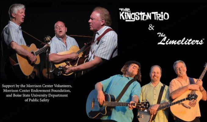 Kingston Trio and the Limeliters Event Image