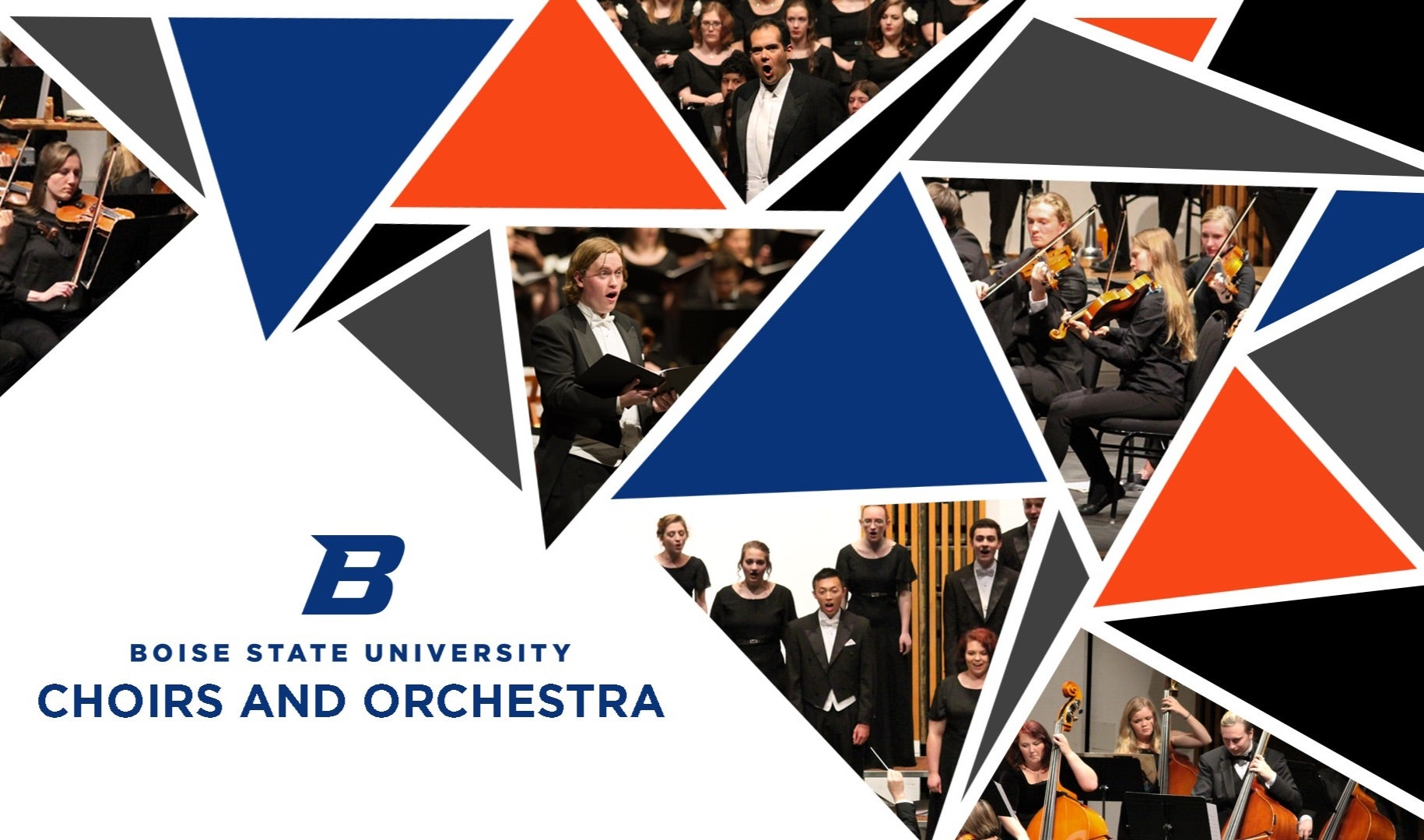 Boise State University Choirs and Orchestra Event Image