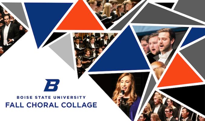 BSU Fall Choral Collage