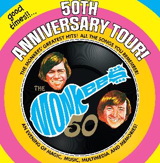 The Monkees Anniversary Tour Thumbnail