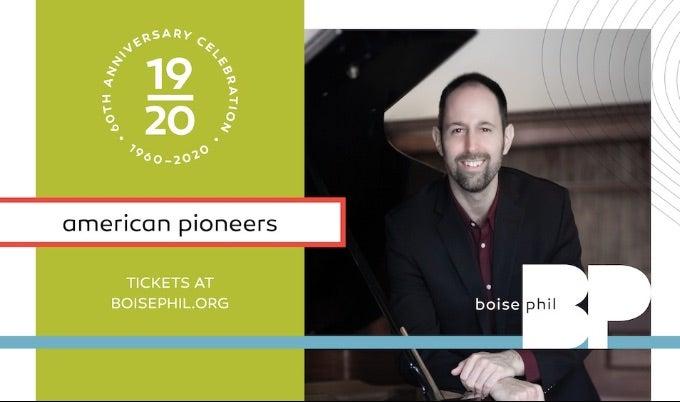 boise philharmonic American pioneers EVENT IMAGE