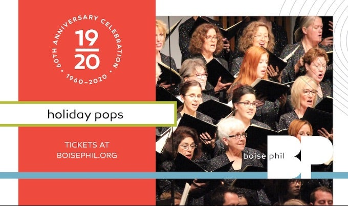 BOISE PHILHARMONIC HOLIDAY POPS
