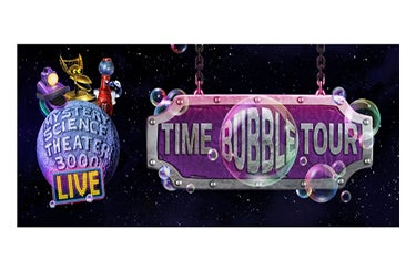 More Info for MYSTERY SCIENCE THEATER 3000 LIVE (MST3K)