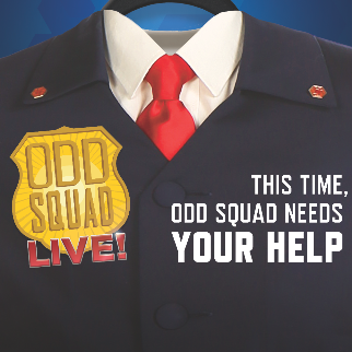 The Odd Squad Live Thumbnail Image