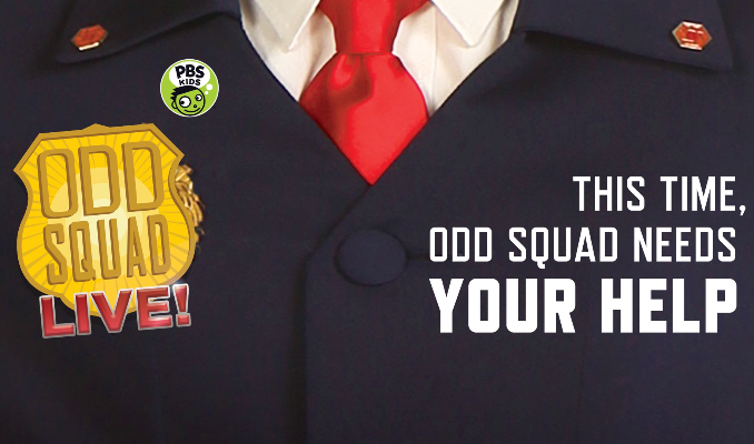 The Odd Squad Live Event Image