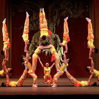 Peking Acrobats Thumbnail