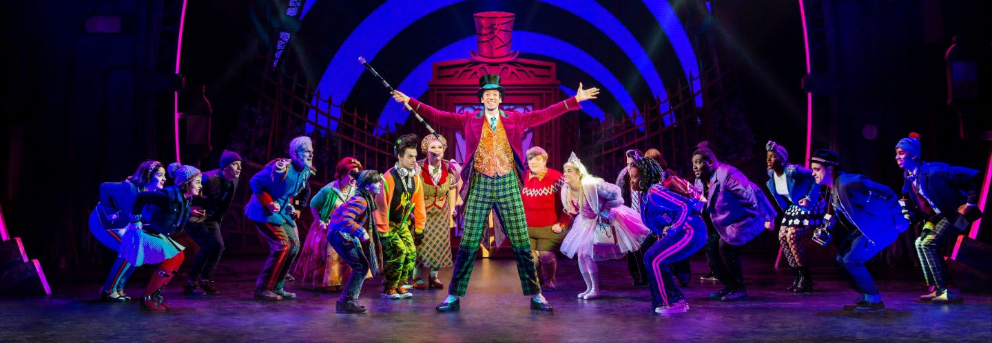 CHARLIE AND THE CHOCOLATE FACTORY - Broadway in Boise 2021/2022