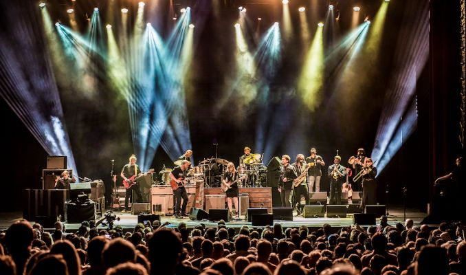 Tedeschi Trucks Band Event Image