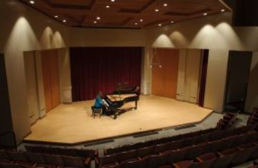 Recital Hall Spotlight Image