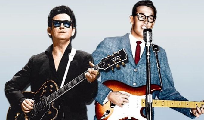 Roy Orbison and Buddy Holly Event Image