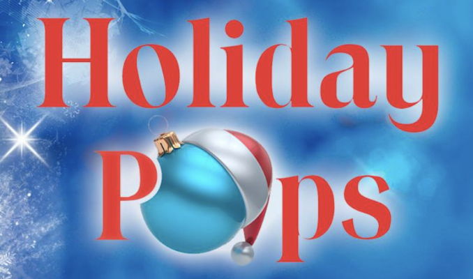 Boise Philharmonic Holiday Pops Event Image