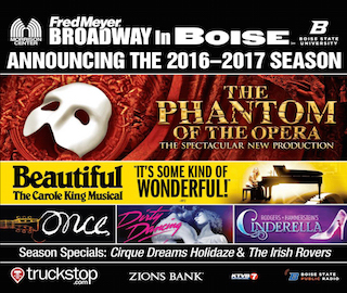 Broadway In Boise Season Spotlight Image