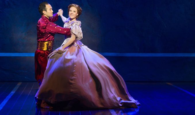 The King and I Event Image