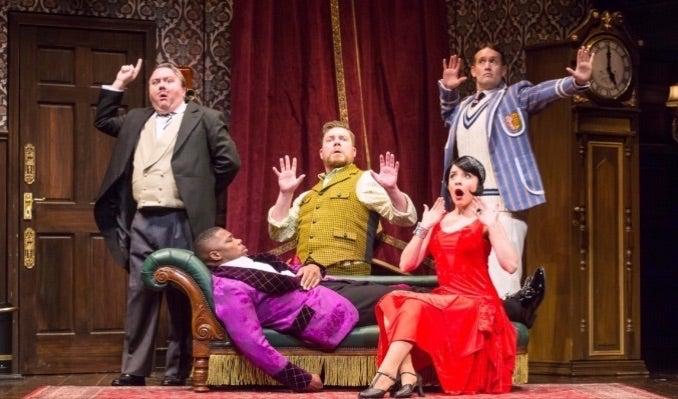 The Play That Goes Wrong National Tour Event Image