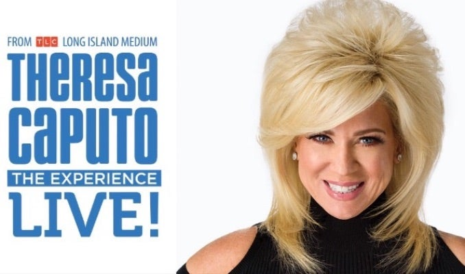 Theresa Caputo Event Image