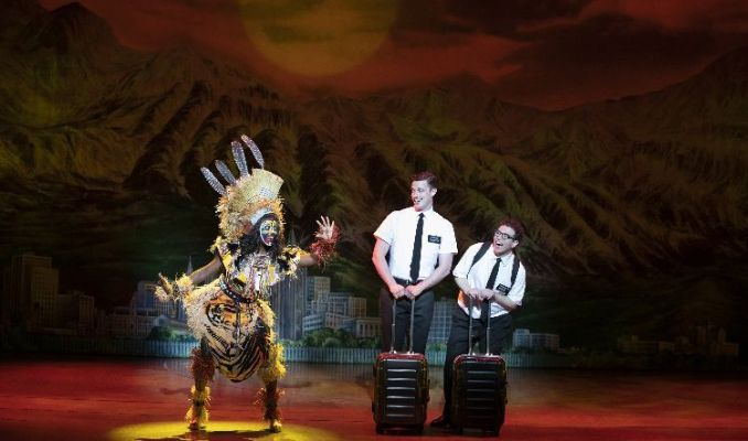 The Book of Mormon event image