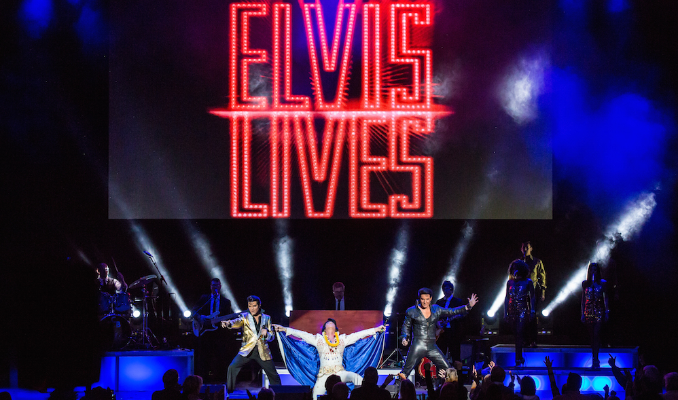Elvis Lives Event Image