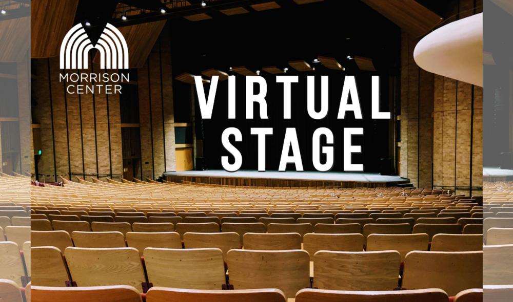 Morrison Center Virtual Stage