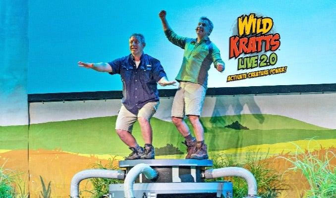 Wild Kratts TM