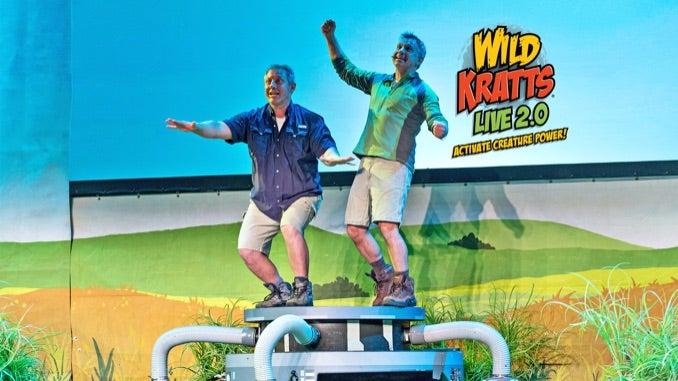 Wild Kratt TM