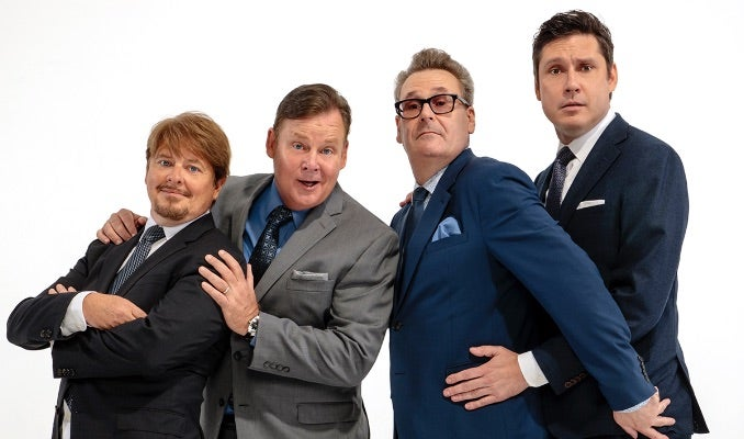 Whose Live Anyway with Dave Foley Event Image