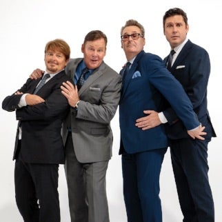 Whose Live Anyway with Dave Foley Thumbnail Image