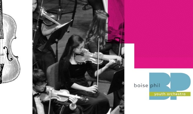 Boise Philharmonic Youth Orchestra Spring Program