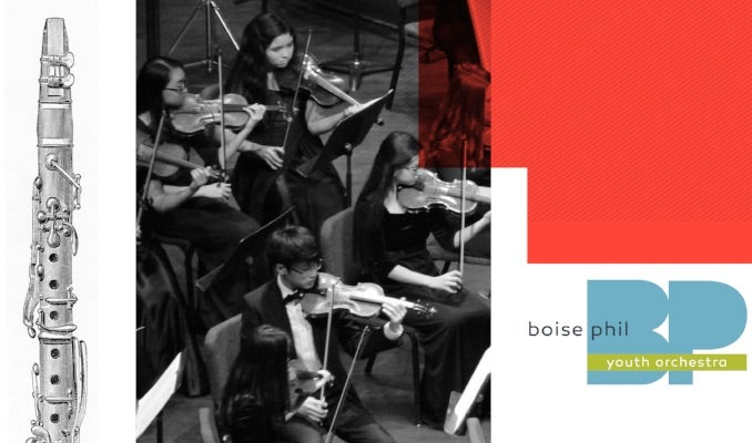 Boise Philharmonic Youth Orchestra Winter Program
