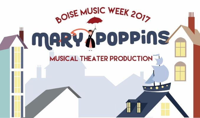Mary Poppins Event Image