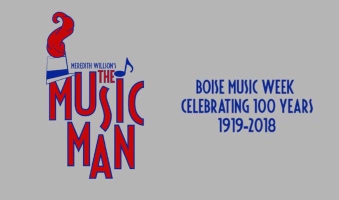 Music Man Event Image